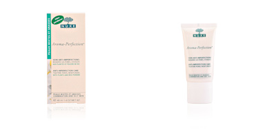 Acne Treatment Cream & blackhead removal AROMA-PERFECTION soin anti-imperfections Nuxe