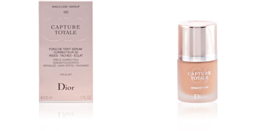 Dior CAPTURE TOTALE fond de teint fluide #020-beige clair 30 ml