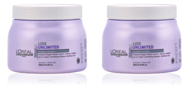 L'Oréal Expert Professionnel LISS UNLIMITED mask 500 ml