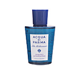 Shower gel BLU MEDITERRANEO GINEPRO DI SARDEGNA energizing shower gel Acqua Di Parma