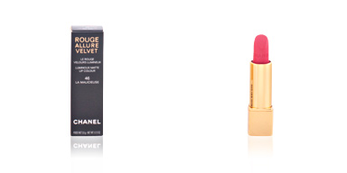 ROUGE ALLURE VELVET #46-la malicieuse Chanel