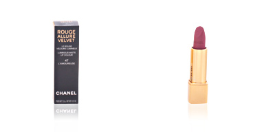 ROUGE ALLURE VELVET #47-l'amoureuse Chanel