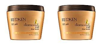 Redken DIAMOND OIL deep facets oil enriched mask 250 ml