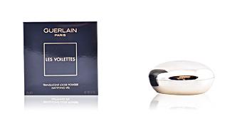 Polvos sueltos MÉTÉORITES les voilettes poudre libre Guerlain