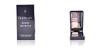 Augenbrauen Make-up ECRIN SOURCILS poudres longue tenue Guerlain