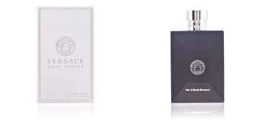 Versace VERSACE POUR HOMME hair&body shampoo 250 ml