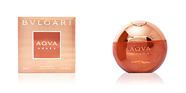 AQVA AMARA eau de toilette spray 50 ml Bvlgari