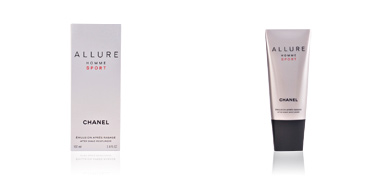 After shave ALLURE HOMME SPORT émulsion après rasage Chanel
