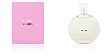 CHANCE EAU FRAICHE eau de toilette spray Chanel