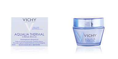 Face moisturizer AQUALIA THERMAL crème riche Vichy