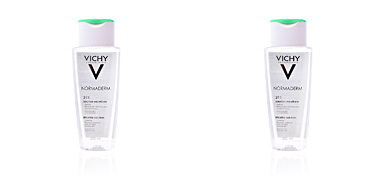 Micellar water NORMADERM 3 en 1 solution micellaire Vichy