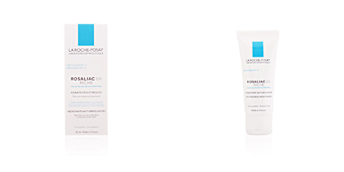 Anti redness treatment cream ROSALIAC UV RICHE hydratant anti-rougeurs La Roche Posay