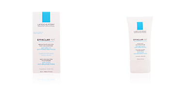 Acne Treatment Cream & blackhead removal EFFACLAR  MAT hydratant sebo-régulateur La Roche Posay