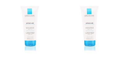 Pulizia del viso EFFACLAR gel moussant purifiant La Roche Posay