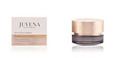 Cremas Antiarrugas y Antiedad SKIN REJUVENATE delining night cream Juvena