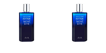 COOL WATER NIGHT DIVE eau de toilette spray Davidoff