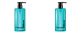Purifying shampoo CLEANSING OIL shampoo anti-oil astringent cleanser Shu Uemura