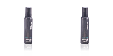 Heat protectant for hair KAZE WAVE sensual curl texturizing foam Shu Uemura