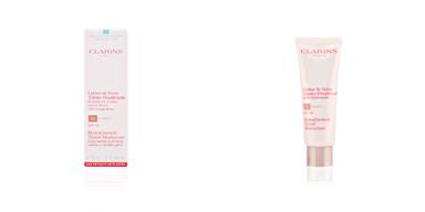 Clarins MULTI-HYDRATANTS crème de soins teintée désaltérante #02-honey 50 ml