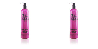 BED HEAD DUMB BLONDE shampoo damaged hair Tigi