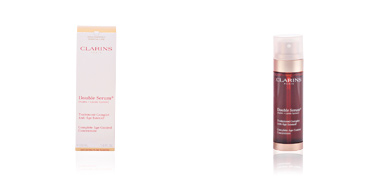 Clarins DOUBLE SERUM traitement complet anti-âge intensif 50 ml