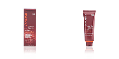 SELF TAN BEAUTY face smoothing gel Lancaster