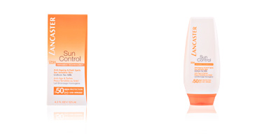 Lancaster SUN CONTROL body uniform tan milk SPF50 125 ml