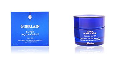 Tratamento hidratante rosto SUPER AQUA-CRÈME jour gel Guerlain