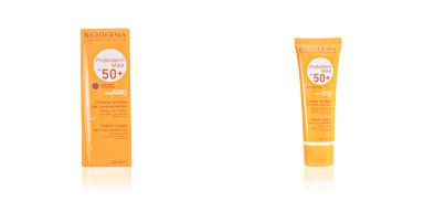 PHOTODERM MAX SPF50+ crème teintée peaux sensibles Bioderma