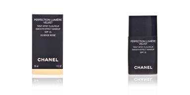 Chanel PERFECTION LUMIERE VELVET #22-beige rosé 30 ml