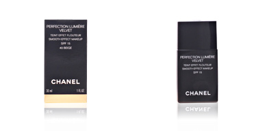 PERFECTION LUMIERE VELVET #40-beige Chanel