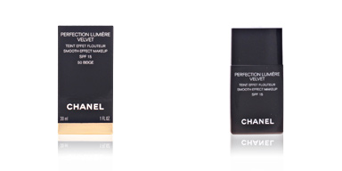 PERFECTION LUMIERE VELVET #50-beige Chanel
