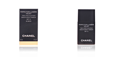 PERFECTION LUMIERE VELVET #60-beige Chanel