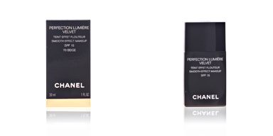 PERFECTION LUMIERE VELVET #70-beige Chanel