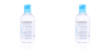 Micellar water HYDRABIO H2O solution micellaire démaquillante Bioderma