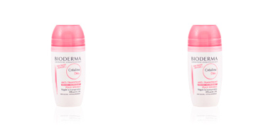CREALINE deodorant anti-transpirant roll-on peaux sensibles Bioderma