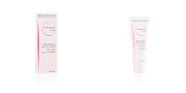 Antifatigue facial treatment CRÉALINE FORT crème peaux rouges et échauffées Bioderma
