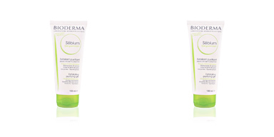 SEBIUM gel gommant exfoliant purifiant 100 ml Bioderma