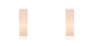 Faciales SILKY BRONZE anti-ageing sun care for face SPF30 Kanebo Sensai