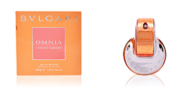 OMNIA INDIAN GARNET eau de toilette spray Bvlgari