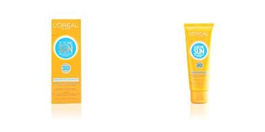 SUBLIME SUN cream-face&breast SPF30 L'Oréal