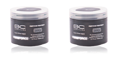 Schwarzkopf BC FIBRE FORCE fortifier treatment 150 ml