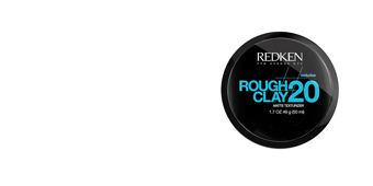 Fixation et Finition ROUGH CLAY  20 matte texturizer Redken
