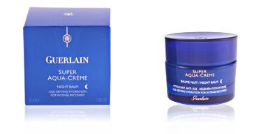 Cremas Antiarrugas y Antiedad SUPER AQUA-CRÈME baume nuit régénération intense Guerlain