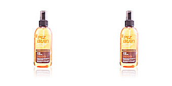 WET SKIN transparent sun spray SPF30 Piz Buin