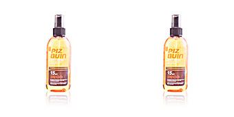 Body WET SKIN transparent sun spray SPF15 Piz Buin