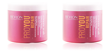 Masque réparateur PROYOU REPAIR reparative and revitalising treatment Revlon