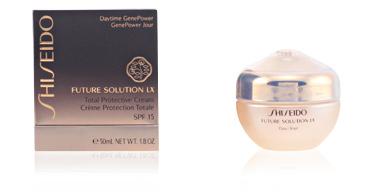 FUTURE SOLUTION LX daytime cream SPF15 50 ml Shiseido