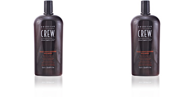 Shampoo for shiny hair DAILY MOISTURIZING shampoo American Crew