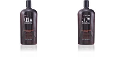 Shampoo lucidante DAILY MOISTURIZING shampoo American Crew